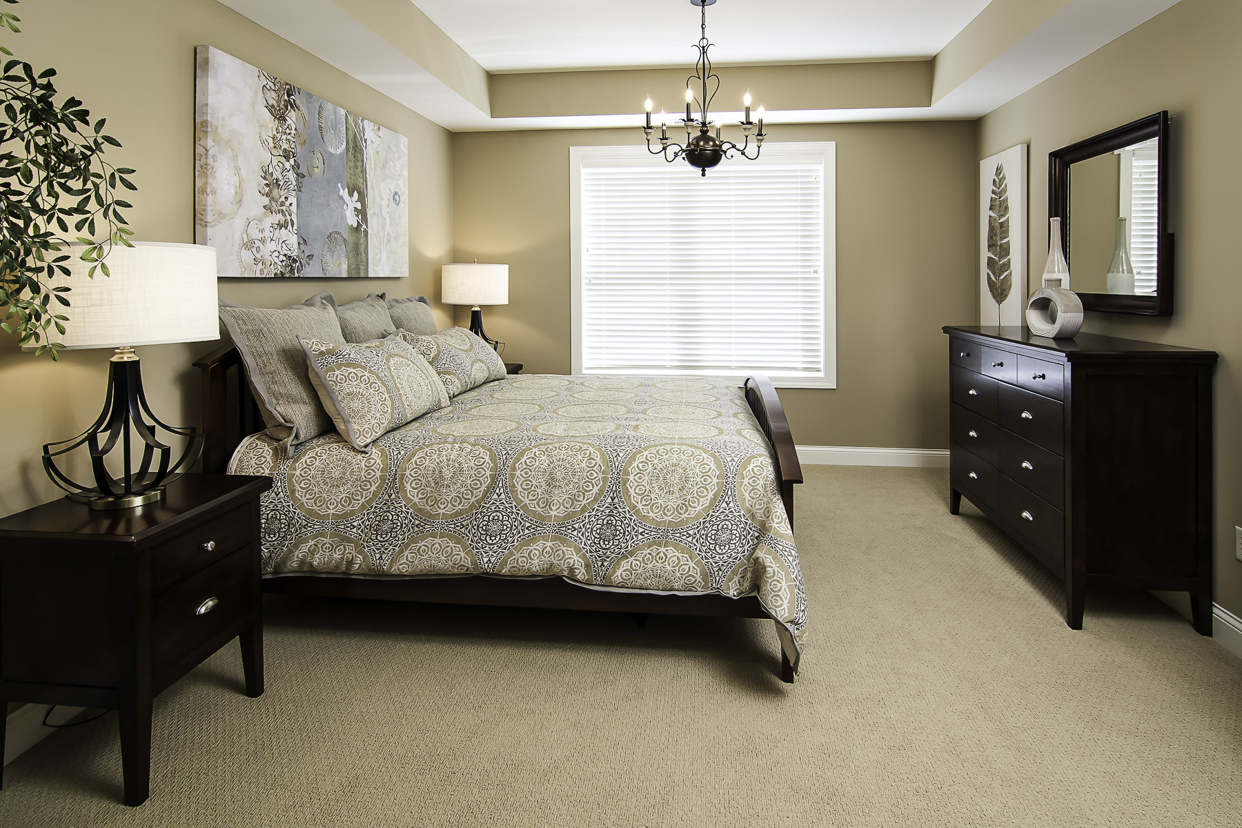 11 Master Bedroom Ron Clark Construction Design