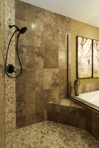 13 Master Bathroom Shower
