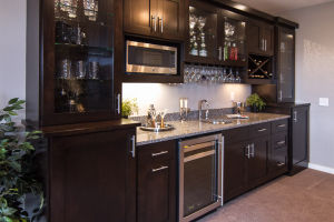 20 Walkout Level Wet Bar