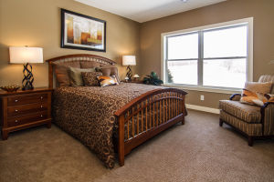 21 Walkout Level Bedroom