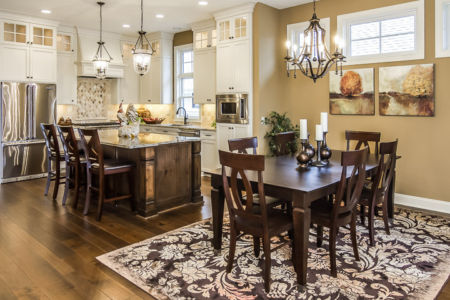 6 Dining and Kitchen