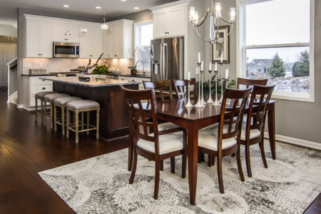 9 Dining and Kitchen